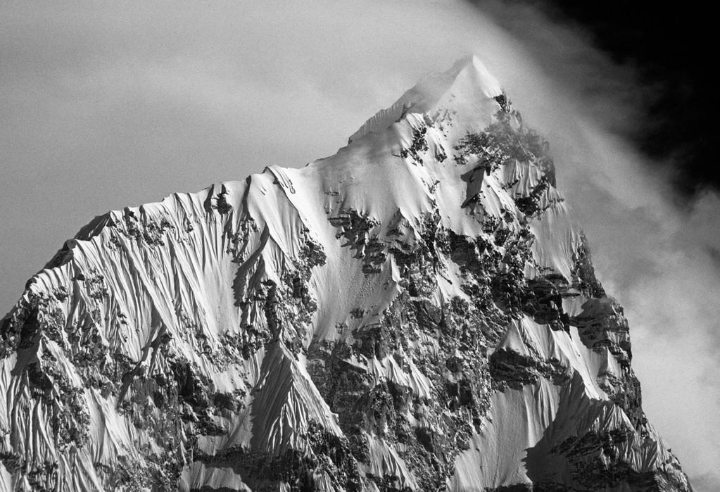 Nuptse  7879m  Gipfel