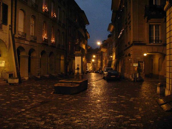 Die Märchenhafte Altstadt von Bern