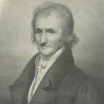 Heinrich Cotta 1833, Zeichnung C.C.V. von Vogelstein