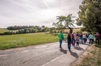 Geführte Wanderung - Auf den Spuren des Bio-Landbaus im Meißner Land