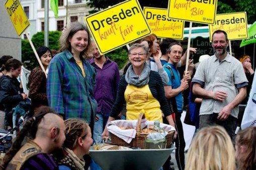 Ingeborg Schwarzwälder, ehem. Schubert 2014, Foto: Robert Michael, sz-online.de
