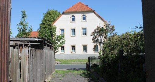 Ehemaliges Sommersches Gutshaus, Görna 2020, Foto: E.v.W.