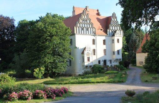 Schloss Heynitz 2020, Foto: E.v.W.