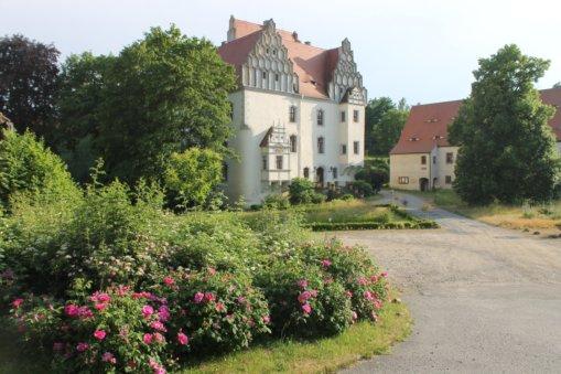 Schloss Heynitz 2021, Foto: E.v.W.