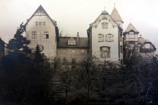 """Stadtmissionsheim """"Pniel"""", Schevenstraße 35, 1970er Jahre, Foto: Dresdner Stadtmission"""