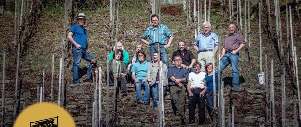 1984 gegründet: OINOS - Bund ökologischer Moselwinzer e.V., Quelle: www.oekowinzer.de