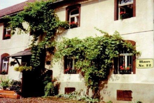 Gutshaus Wunschwitz, 1990er Jahre; Foto: E. Beichl