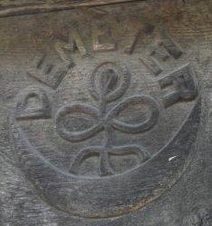 Altes Demeter-Logo, Mauna, Foto: E.v.W. 2019