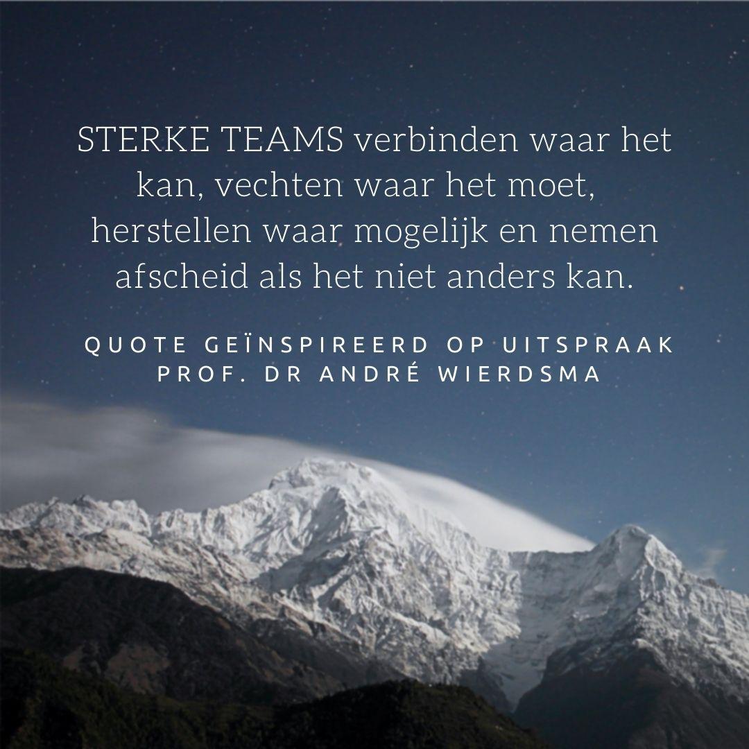 Sterke teams