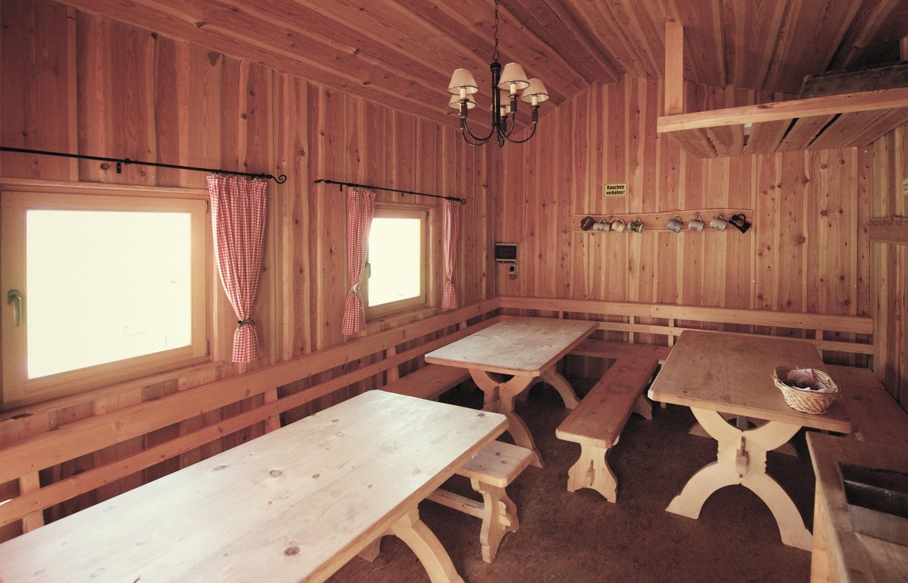 Flößerdorf Grillhütte 1