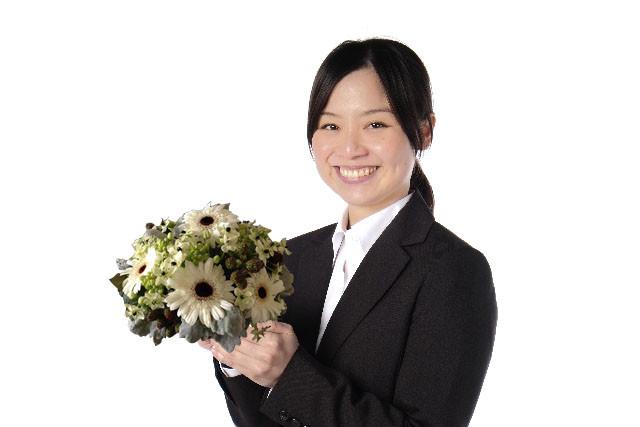 就職や進学にお祝い、新しい門出をお花でお祝い!