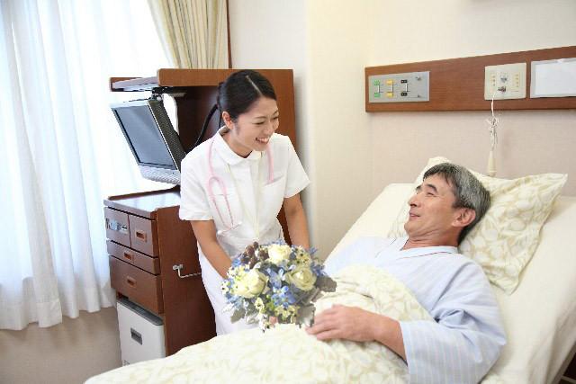 病気や出産などのお見舞いには、お花は大切な贈り物