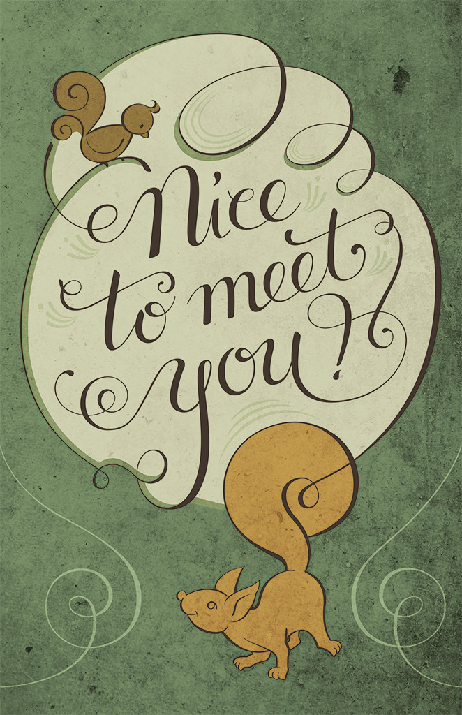 Illubelle - Julia Kerschbaumer - Nice to meet you!