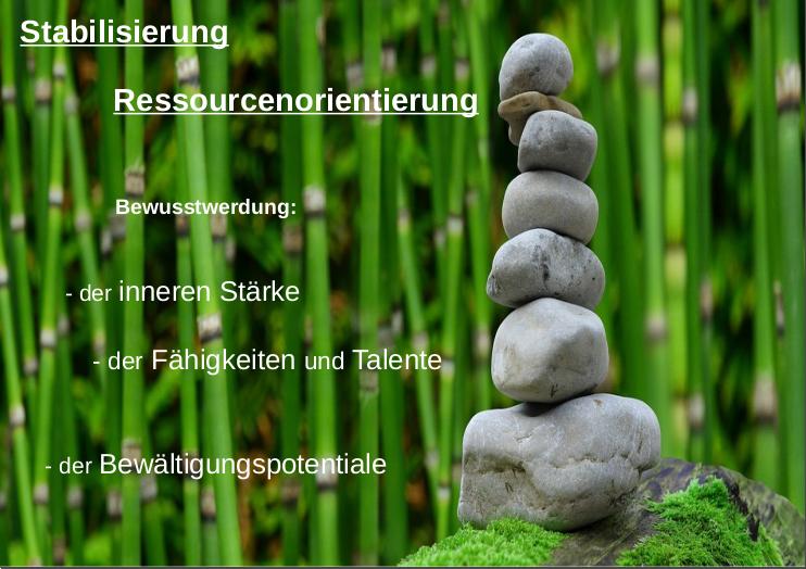 Ressourcenorientierte Psychotherapie, Positive Psychotherapie