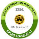 IBM Notes and Domino 10 Sales Advisor V1