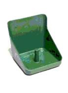 Support pour pierre à lécher - 23 cm x 23 cm