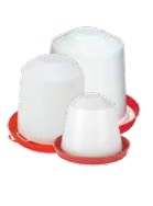 Abreuvoir PVC - 3 l - 5 l - 10 l