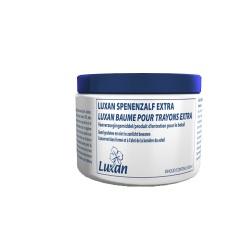 Crème de soin pour le traitement des peaux sèches et gercées