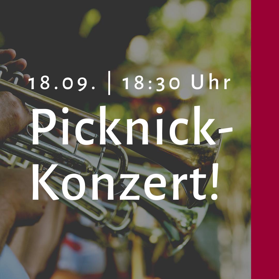 Der Picknick-Konzert-Countdown läuft!