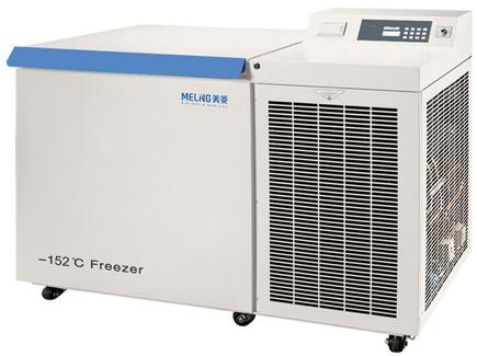 Ultracongelador DW-UW128 -12 hasta -152°C