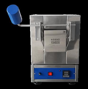 M51110 Mufla digital de laboratorio para temperaturas hasta 1,100ºC, 1.5 litros.