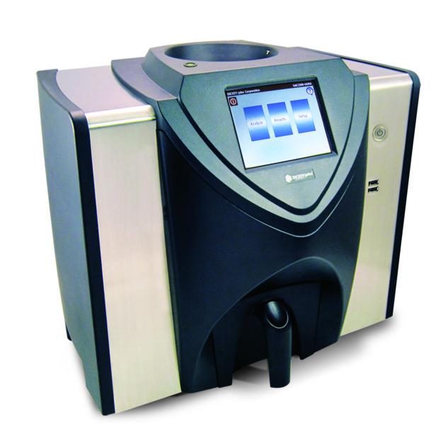 Analizador de granos Dickey-John GAC2500-INTL