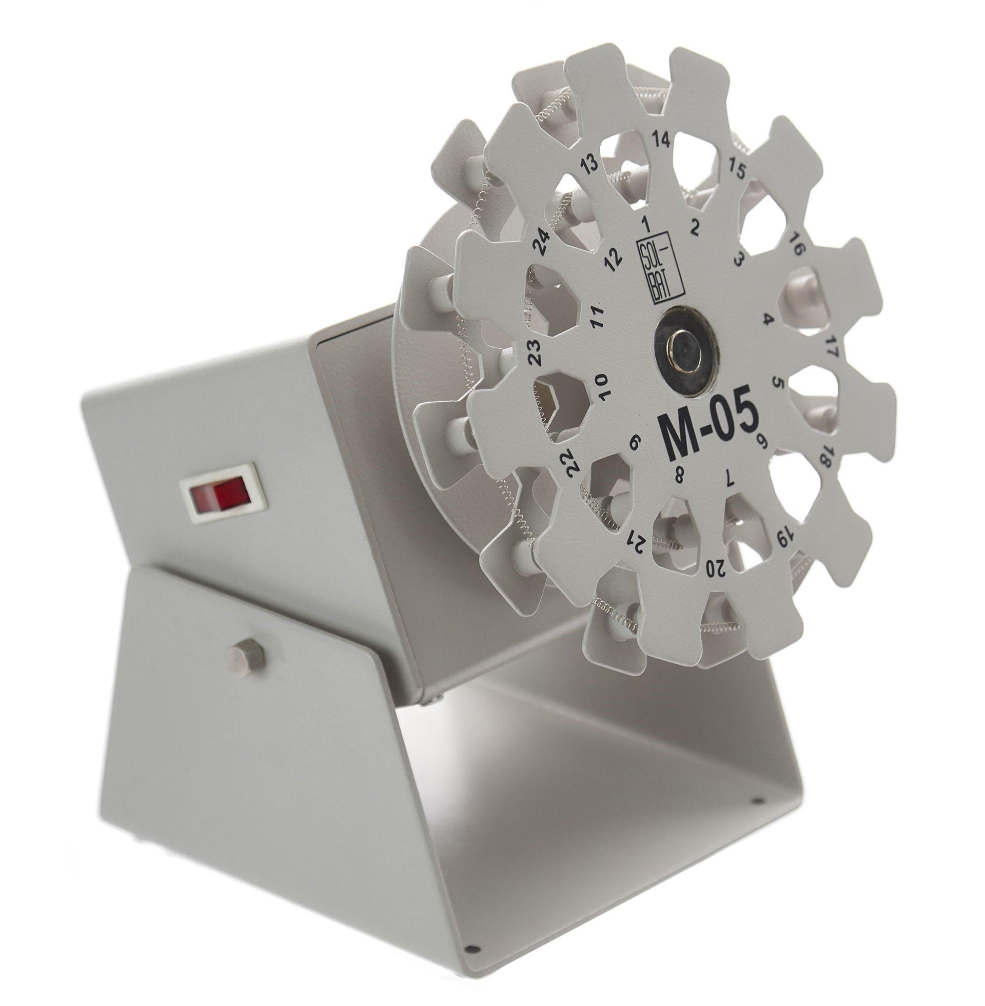 Mezclador para tubos M-05