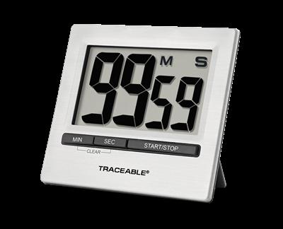 Timer contador de un canal con certificado trazable a NIST 5011