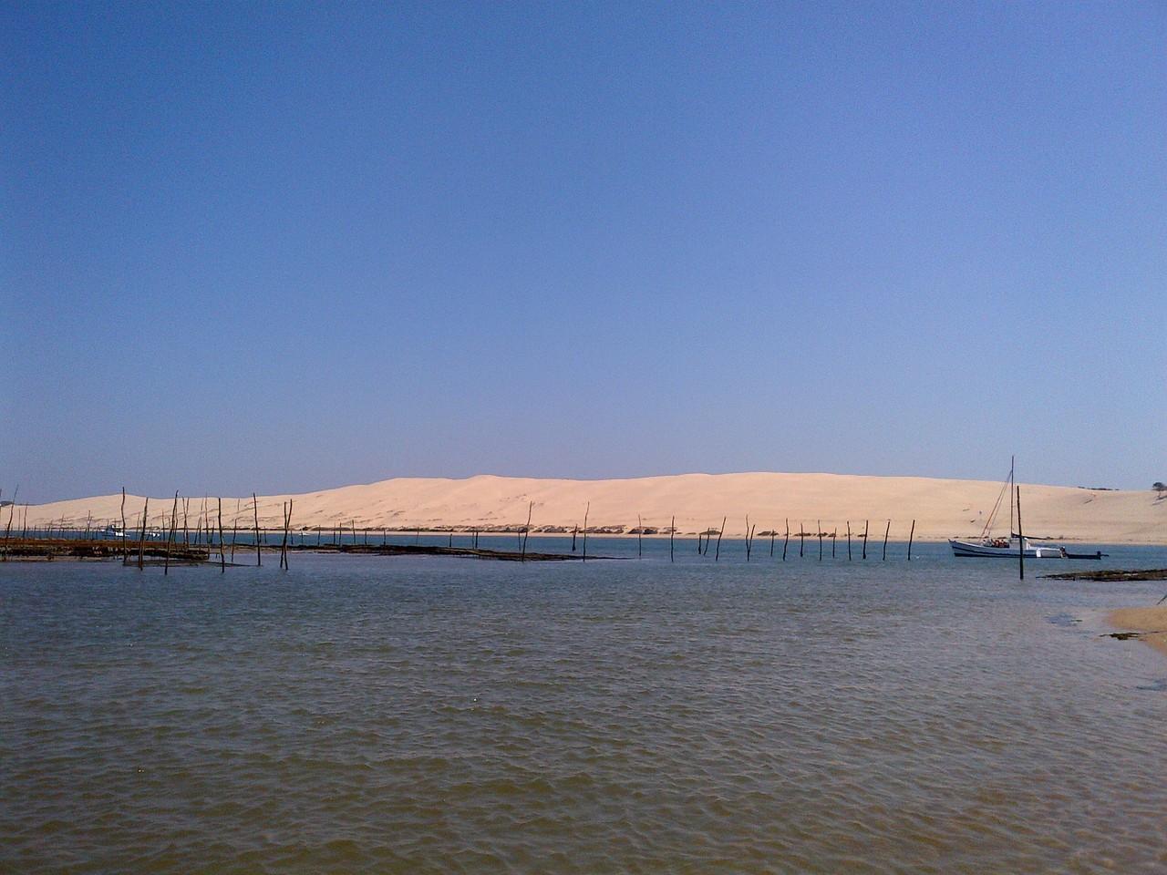 Dune du Pilat vue du Banc d'Arguin 1