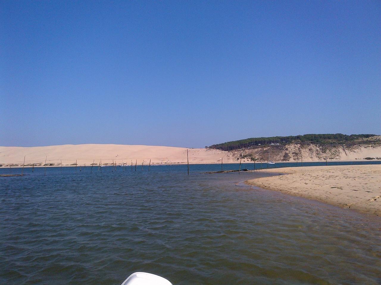 Dune du Pilat vue du Banc d'Arguin 2