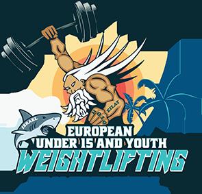 Logo European Under 15 and Youth (Eilat-Israel)