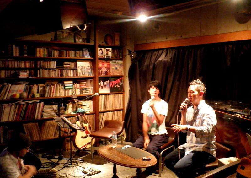 Music+Web KDDIウェブ 高畑 岩瀬