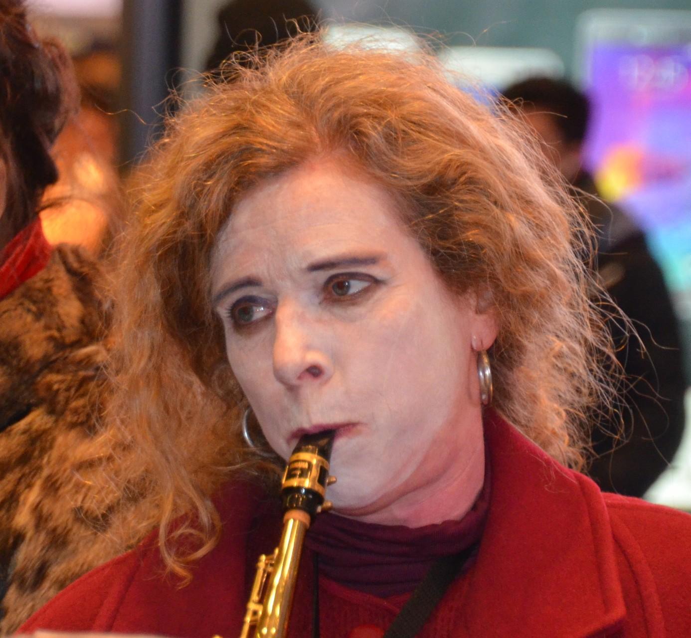 Regula Aeberli, Sopransaxofon