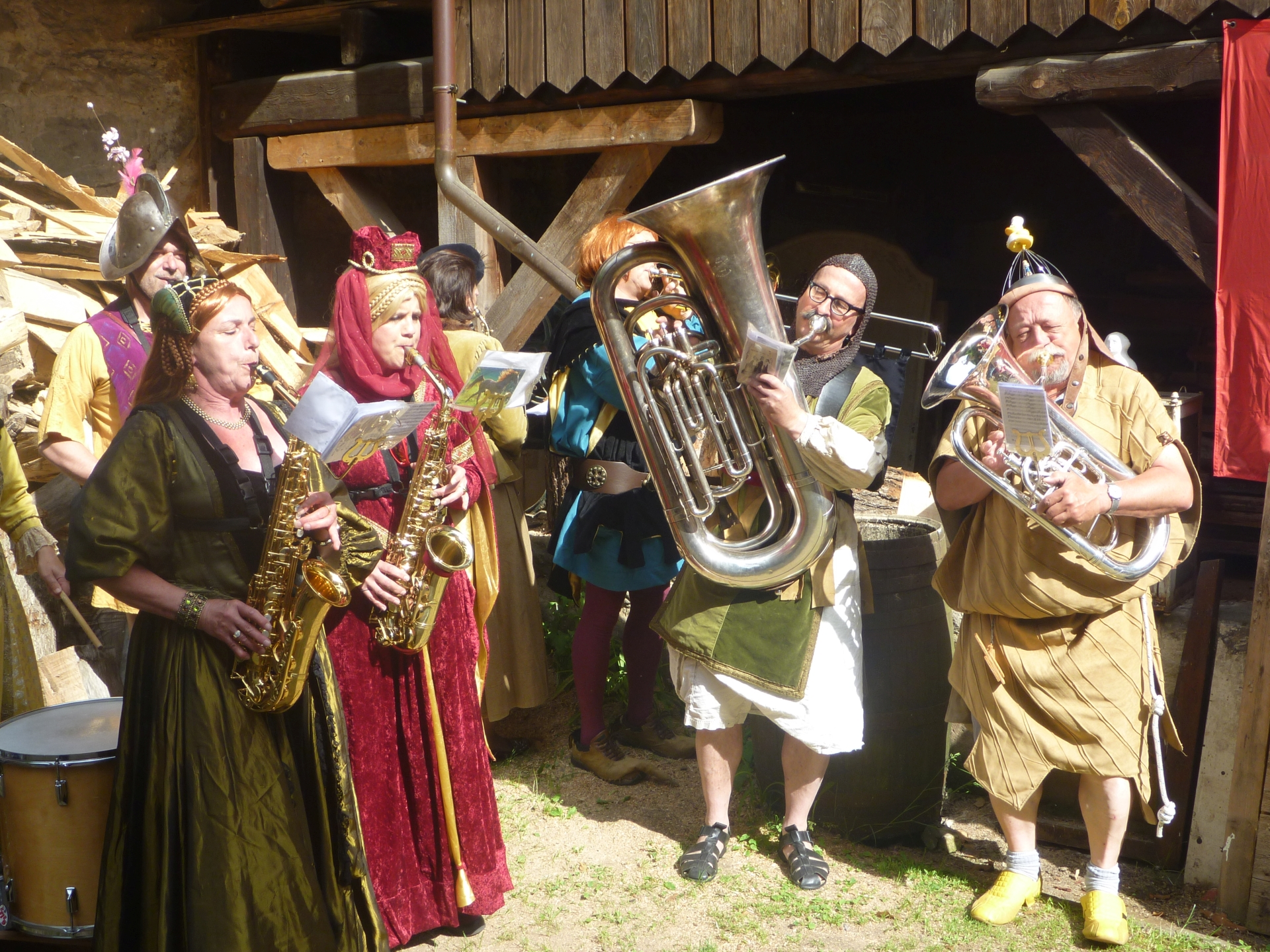 Höfefest 2011