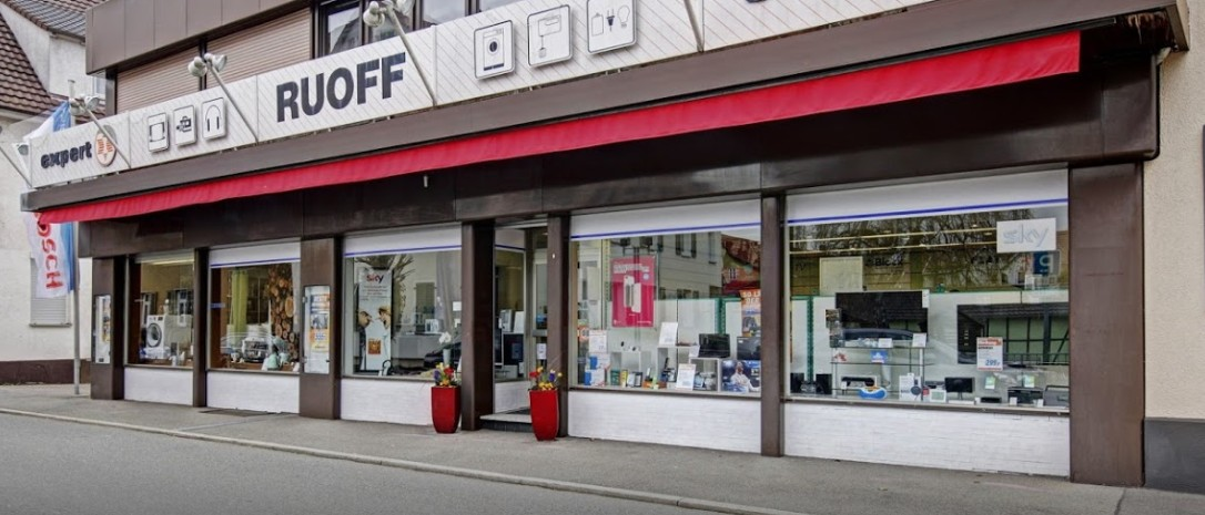 Radio Ruoff - Ihr expert Elektrofachhändler in Metzingen!