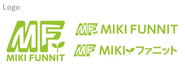 MIKIファニットロゴ