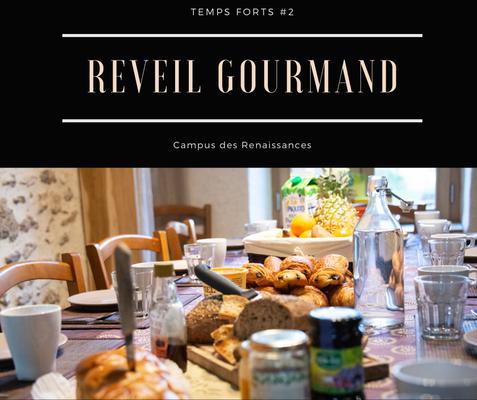 Eco gite Paris le Campus des Renaissances : réveil gourmand