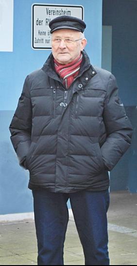 Dieter Zell mit DV 2665-16-0655 1ter Konkurs von Wertheim am 06.05.2018