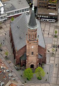 Friedenskirche.