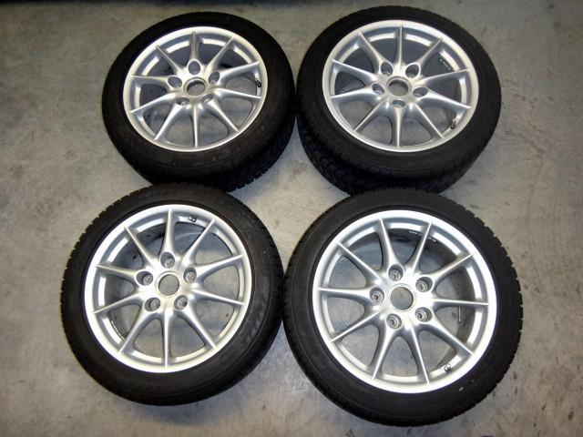 17 Zoll WINTERKOMPLETTSATZ PORSCHE 911 (996) Carrera 2/4, perfekter Zustand! € 699,-