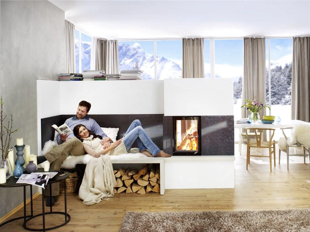 kachelofen elektrisch beheizen. Black Bedroom Furniture Sets. Home Design Ideas