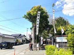 御衣祭り 初生衣神社