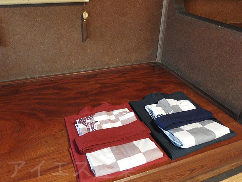 旅館浴衣 イメージ