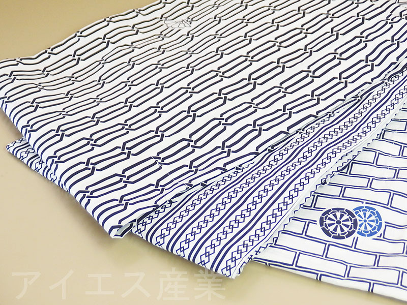日本製 定番品 旅館浴衣