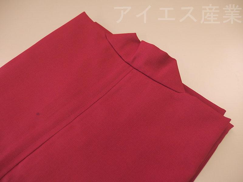日本製 ポリエステル100% 茶羽織 業務用
