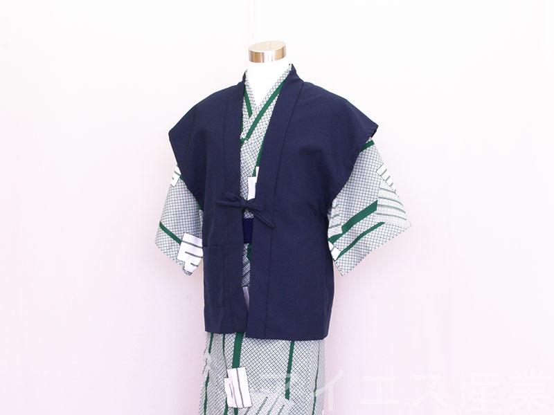 日本製 旅館浴衣 陣羽織 業務用