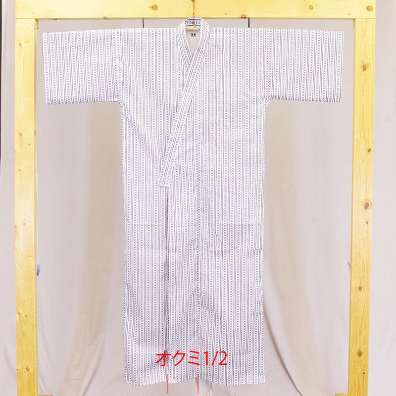 旅館浴衣 オクミ1/2仕立て
