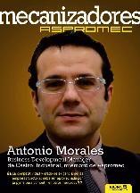 Revista Mecanizadores Aspromec 5. Junio 2013