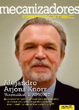 Revista Mecanizadores Aspromec 2. Marzo 2013