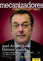 Revista Mecanizadores Aspromec 6. Julio 2013